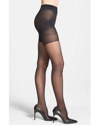 Oroblu Shock Up Shaping Pantyhose - Black