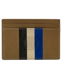Ghurka - Leather Card Case - Lyst