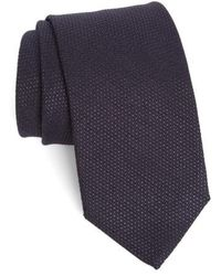 Strong Suit - Solid Silk Tie - Lyst