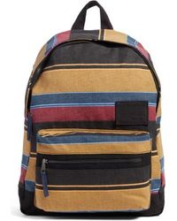 RVCA | Tides Stripe Backpack | Lyst
