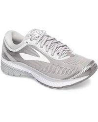 9ffabfc003636 Lyst - Brooks Women s Ghost 10 Running Shoe in Black