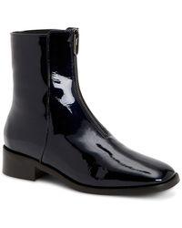 Aquatalia Tenley Water Resistant Boot - Blue