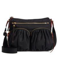 MZ Wallace | 'paige' Bedford Nylon Crossbody Bag | Lyst