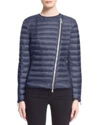 Moncler - Amey Quilted Down Shell Jacket - Lyst