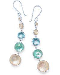 Ippolita Lollipop Lollitini Drop Earrings - Multicolour