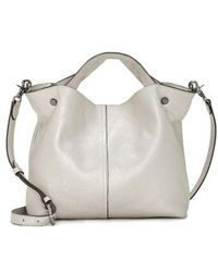 Vince Camuto - Niki Leather Tote - - Lyst