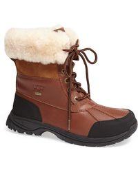 UGG UGG Butte Waterproof Boot - Brown