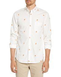 Bonobos Slim Fit Button-down Shirt - White