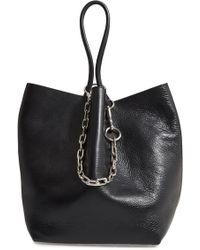 Alexander Wang - Large Roxy Leather Tote Bag - - Lyst