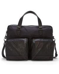 Vince Camuto - Basin Satchel Briefcase - - Lyst