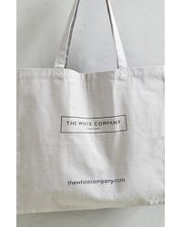 The White Company - A Sunday Well Spent Shopper Tote Bag - - Lyst