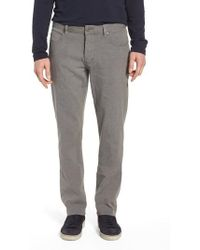 James Perse - Straight Leg Five-pocket Pants - Lyst
