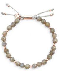 Gorjana - Power Bead Adjustable Bracelet - Lyst