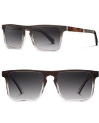 Shwood - 'govy 2' 52mm Polarized Sunglasses - - Lyst