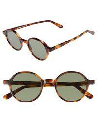 Lgr - Reunion 48mm Sunglasses - Havana Maculato - Lyst