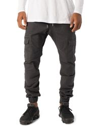 Zanerobe - Sureshot Cargo Jogger Pants - Lyst