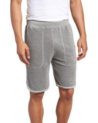Todd Snyder - X Champion Piped Terry Shorts - Lyst