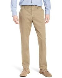 French Connection - Machine Gun Stretch Chino Pants - Lyst