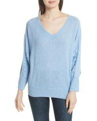 Brochu Walker - Weller Cashmere Sweater - Lyst