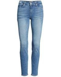 PAIGE - Transcend Vintage - Verdugo Ultra Skinny Jeans - Lyst