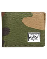 Herschel Supply Co. - Hank Rfid Bifold Wallet - - Lyst
