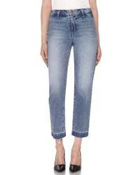 Joe's - Jane Crop Slim Boyfriend Jeans - Lyst