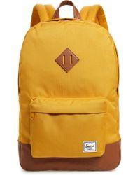 533066eee02 Lyst - Herschel Supply Co.  heritage - Winnie The Pooh  Backpack in ...