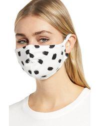 Nordstrom - Assorted 4-pack Adult Face Masks, Black - Lyst