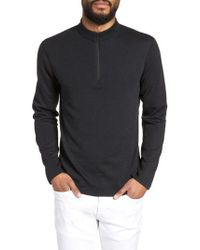 Reigning Champ - Powerdry Trail Quarter Zip Pullover - Lyst