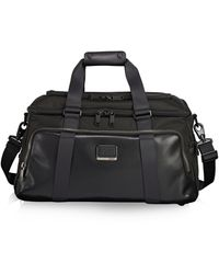 Tumi Alpha Bravo Mccoy Duffle Bag - Black