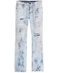 PRPS - Demon Slim Straight Leg Jeans - Lyst