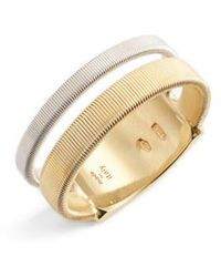 Marco Bicego - Masai Two Strand Coil Ring - Lyst