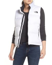 4cbad922bfea Lyst - The North Face International Collection Nuptse 700-fill Power ...