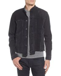 Hudson | Blaine Denim Jacket | Lyst