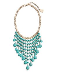 Adia Kibur - Spray Statement Necklace - Lyst