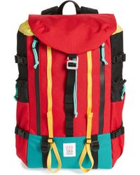 Lyst - Topo Designs Mountain 30l Backpack in Red for Men 62993c7d8a