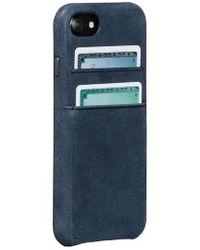 Sena - Iphone 7/8 Snap Wallet Case - Lyst