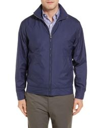 Peter Millar - Zip Jacket - Lyst
