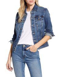 AG Jeans Robyn Denim Jacket - Blue