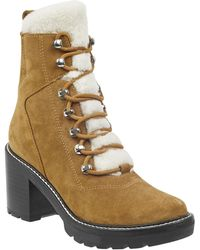 Marc Fisher - Denise Combat Boot - Lyst