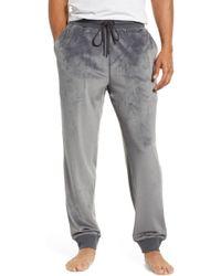 Daniel Buchler - Velour Lounge Pants - Lyst