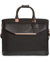 Ted Baker Small Albany Duffel Bag - Black