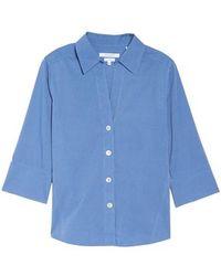 Foxcroft - Paige Non-iron Cotton Shirt - Lyst
