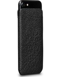 Sena - Ultraslim Iphone 6/7/8 Leather Sleeve - Lyst
