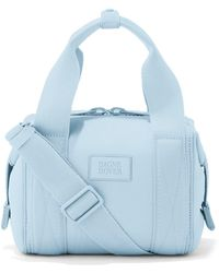 Dagne Dover Extra Small Landon Carryall Duffle Bag - Blue