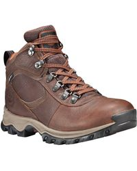 Timberland Mt. Maddsen Waterproof Hiking Boot - Brown