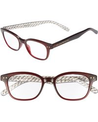 Kate Spade - Rebecca 47mm Reading Glasses - - Lyst