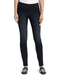 Lafayette 148 New York - Mercer Skinny Jeans - Lyst