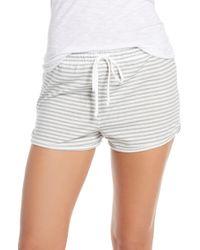 Joe's Retro Pajama Shorts - Multicolor