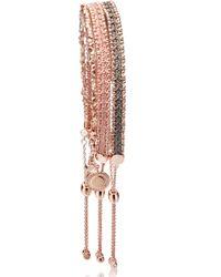 Astley Clarke - Kula Woven Stack Bracelet - Lyst